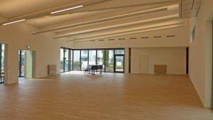 Der Neubau als leerer Raum