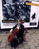 Gemeinsam gegen Kälte – Cellist Thomas Beckmann gastiert mit Bachs Suiten für Violoncello Solo in Köln