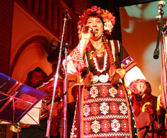 Fetziger Abend in der Kulturkirche: Weltmusik am 5. Juli mit Schäl Sick Brass Band, Maryam und Banu