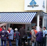 """Zehn Jahre ökumenische Begegnungsstätte """"Lichtblick – Café + mehr"""" in Köln-Stammheim"""