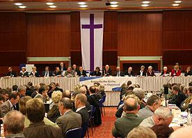 Globalisierung: Synode berät über die Herausforderungen für die Kirche. Rheinische Landessynode tagt seit Sonntag in Bad Neuenahr