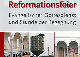 """""""Alles, was Recht ist?!"""" Einladung zur zentralen Reformationsfeier des Evangelischen Kirchenverbands Köln und Region, 2008 """"eingebettet"""" in die Akademie-Tagung """"Heiliger Geist und Gerechtigkeit"""""""
