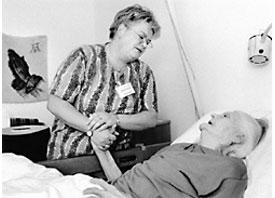 """""""Keiner, der mehr Kind zu mir sagt…"""" Thema beim dritten Hospiztag im Rheinisch-Bergischen Kreis: Begleitung von Demenzkranken in der letzten Phase ihres Lebens"""