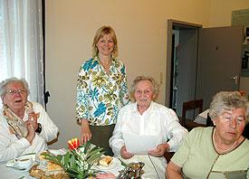 95 Jahre Evangelische Frauenhilfe in Weiden und Lövenich, jüngst umbenannt in Frauenkreis in der Evangelischen Frauenhilfe