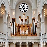 """Mit neuer Klais-Orgel und einem Festprogramm """"Trinitatis 2010"""" in das Jubiläumsjahr: Kölns erster protestantischer Kirchbau wird 150 Jahre alt"""