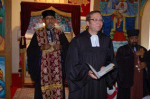 Longericher Lutherkapelle wurde zur äthiopisch-orthodoxen Kirche