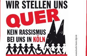 Köln stellt sich quer: Stellungnahme von Protestanten und Katholiken