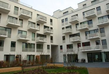 Einweihung des Neubaus Ernst-Flatow-Haus in Ehrenfeld