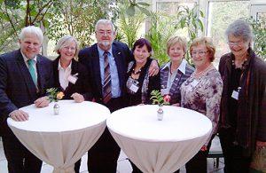 Landessynode 2012: Abschied von sechs Ältesten des Kirchenverbandes