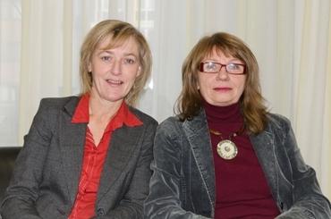 Seniorenberatung der ASG: Gundi Thol geht, Ulrike Nieder ist die Neue