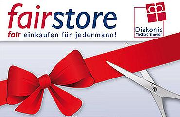 Was wissen Sie über die drei diakonischen fairstore-Läden in Köln?