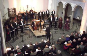 """""""Kölner Fest für Alte Musik"""" in der Trinitatiskirche"""