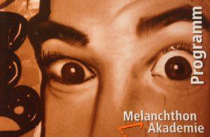Das neue Programm der Melanchthon-Akademie ist erschienen!