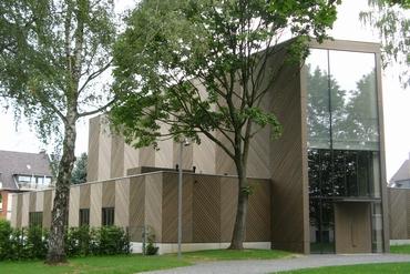 Kölner Architekturpreis 2014 für Stammheimer Immanuel-Kirche