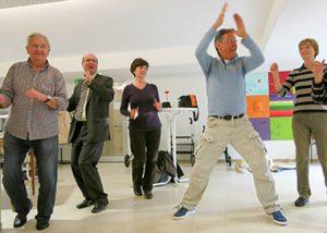 """""""Wir tanzen wieder"""" heißt es für Senioren in Dünnwald und Höhenhaus"""
