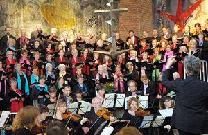 Neue Lieder für das Reformationsjubiläum gesucht
