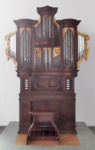 Konzertabend mit Alt-Stimme und zwei Orgeln