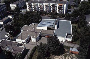 Erste Kölner Kirche mit Photovoltaikanlage feiert 20. Jubiläum in Köln-Bocklemünd