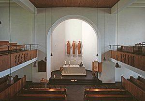 Die Christuskirche in Brühl öffnet wieder ihre Türen