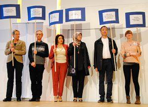 Mit 800 Teilnehmenden eine Bürgerplattform gegründet