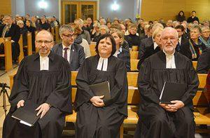 Synode der Evangelischen Kirche im Rheinland tagt