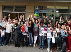 Interkulturelles Zentrum Buchheim mit Raum für Begegnungen und Integration