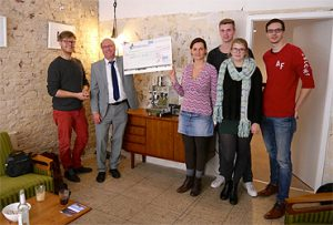 Antoniter Siedlungsgesellschaft unterstützt besondere Gemeindeprojekte