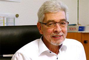 Wolfgang Stenzel geht nach 34 Jahren in den Ruhestand
