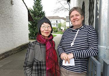 Jane Dunker ist neue Kulturreferentin in der Kirchengemeinde Köln Brück-Merheim