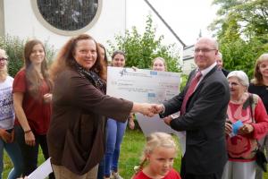 Antoniter Siedlungsgesellschaft unterstützt soziale und ökologische Gemeindeprojekte