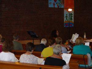 Erster Frauentag im Kirchenkreis Köln-Rechtsrheinisch war ein voller Erfolg
