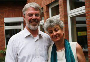 """Brot für die Welt"" entsendet das Ehepaar Kriener nach Nes Ammim in Israel"