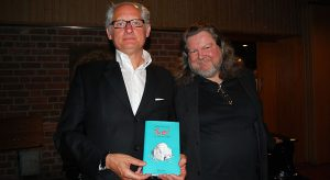 Der österreichische Autor Gerhard Scheucher zu Gast im Königsdorfer Literaturforum
