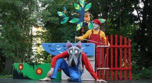 """""""Peter und der Wolf"""" begeisterte im Garten der Kartäuserkirche"""
