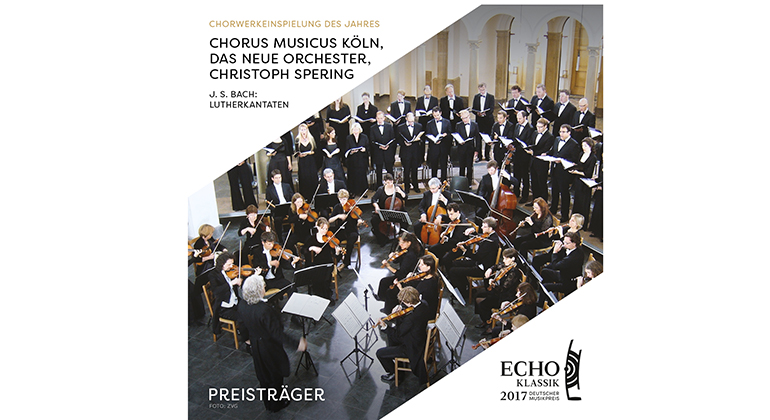 Echo-Klassik-Preis für Christoph Spering