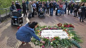Mahnmal gefordert beim Gedenken des Völkermords an den Armeniern