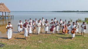 Ensamble Moxos präsentiert bolivianische Passion und indigene Folklore