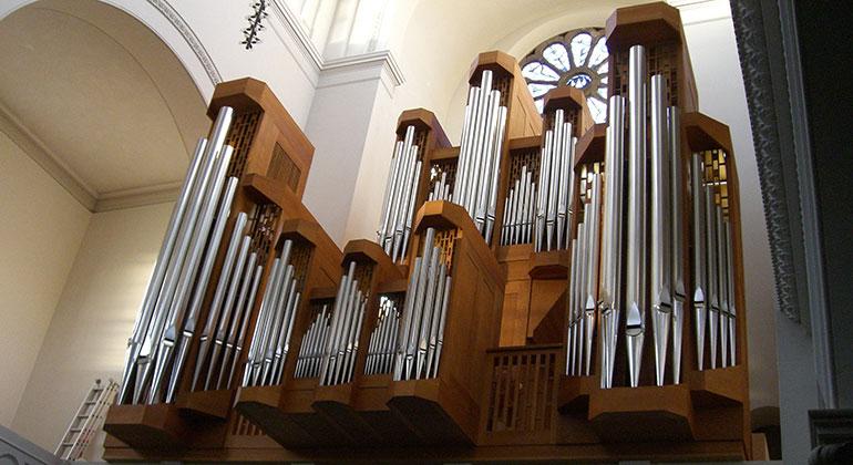 """Konzerttipp: """"Tschechische Orgelsymphonik"""" am Donnerstag, 31. Mai, um 20 Uhr in der Trinitatiskirche"""