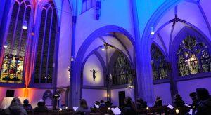 """Rückblick auf die """"Lange Nacht der Kirchen"""" in der Kölner Innenstadt"""