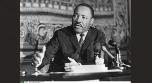 """""""Traum und Albtraum – Martin Luther King und seine jüdischen Weggefährten"""""""