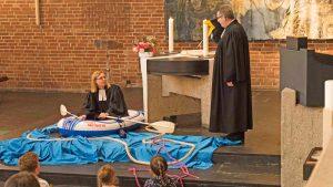 Zugewandt, empathisch, mit offenem Ohr: Kathinka Brunotte wurde in Rodenkirchen verabschiedet