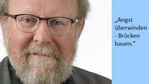 14. Mai, 19 Uhr: Wolfgang Thierse zu Gast in der Kartäuserkirche