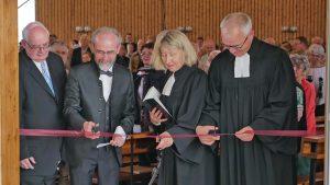 "Kirchenmusikalisches Zentrum an der Markuskirche in Porz eröffnet – Bach-Kantate für den Anlass ""angepasst"""