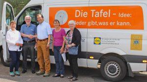 """""""Gemeinsam für die Menschen in Rösrath"""" – die """"Tafel"""" hat einen neuen Standort"""