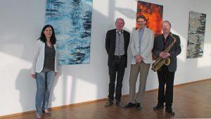 """""""Art Connect"""" heißt das neue Kunstkonzept im Jubilate-Forum Lindlar"""