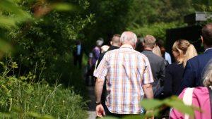 Flusstaufen in Volberg – Pfarrer Thomas Rusch über Taufen im Freien