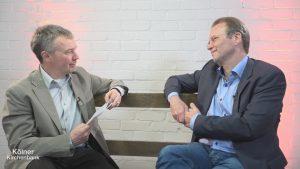 Kölner Kirchenbank mit Superintendent Dr. Bernhard Seiger zum Thema: Was ist ein Kirchenkreis?