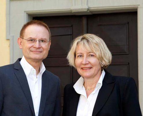 Klaus Müller und Andrea Vogel
