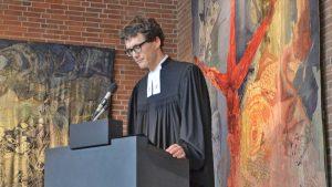 Richard Landsberg feierlich zum Pfarrer ordiniert