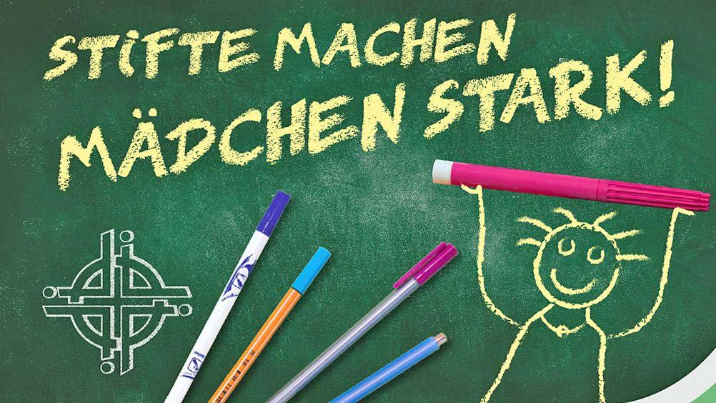 """""""Stifte machen Mädchen stark""""– Weltgebetstag lädt zum Mitmachen ein"""